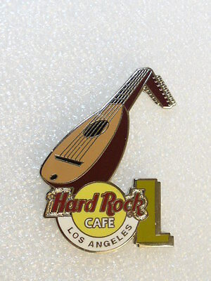 LOS ANGELES,Hard Rock Cafe Pin,Music Note