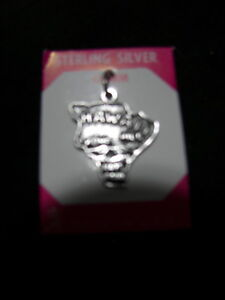 Vintage Collectable Sterling Silver State Charms - Various States