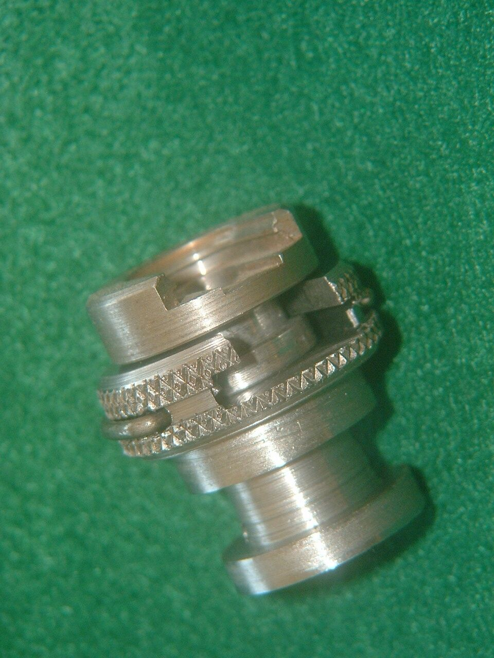 Herters Shell Holder Adapter Use Rcbs/lee Shellholder Fits Lachmiller Also