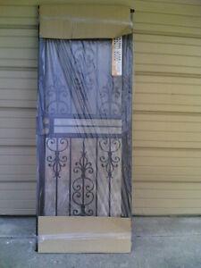 Security Screen Door | eBay