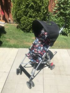 Umbrella stroller-black