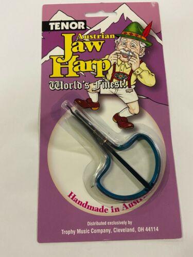 TENOR AUSTRIAN JAW HARP, THE MOUTH HARP!