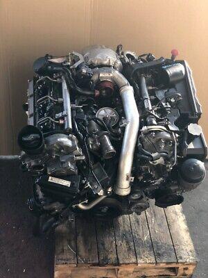 ✅ Motor OM 642.920 MERCEDES CLS320 C320 E320 S320 W203 W211 W221 79TKM KOMPLETT