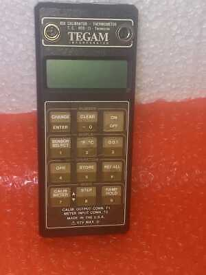 Tegma 850 Calibrator-thermometer