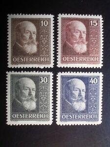 ANK 494/97, DR. MICHAEL HAINISCH, feinst postfrisch, KW 70,- - <span itemprop=availableAtOrFrom>Ried in der Riedmark, Österreich</span> - Ware kann bei nichtgefallen zurückgegeben werden. - Ried in der Riedmark, Österreich