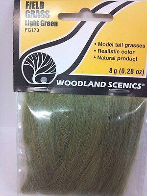 Woodland Scenics 173 Field Grass Light Green - NIB
