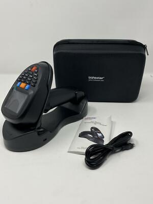 Trohestar Inventory Barcode Reader Portable Data Terminal Model N6 Open Box