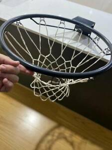 Basketball netball hoop ring backboard system rim kids boys girls