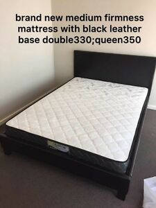【BRANDNEW】MATTRESS AND BED DOUBLE330 QUEEN350 DELIVERY AVAILABLE Carlton Melbourne City Preview