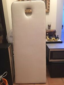 white massage table (only message) Coombabah Gold Coast North Preview