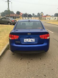 Kia Cerato 2010 automatic  Canning Vale Canning Area Preview