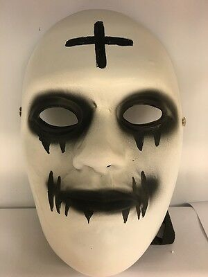 THE PURGE 2 ANARCHY MOVIE HORROR FANCY DRESS UP MASK ADULT CHILD CUSTOM COSPLAY](Purge 2 Masks)