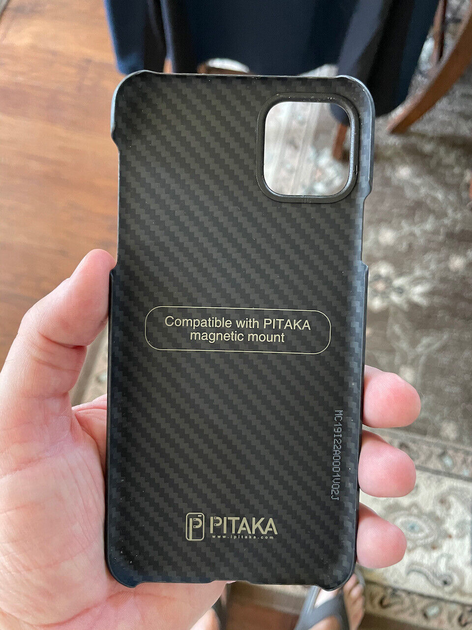 Pitaka MagEZ Case For IPhone 11 Pro Max - $4.99