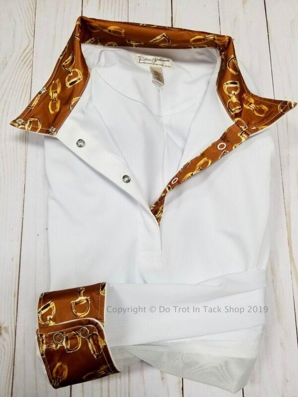 Tailored Sportsman Ladies ICEFIL Show Shirt - Bitsy