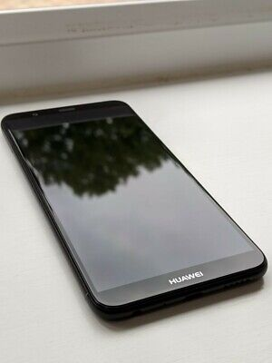 Huawei P Smart 2018 Phone FIG-LX1 in Black, 32GB
