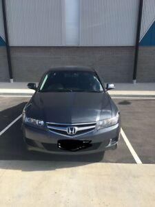 2007 Honda Accord Euro 5 Sp Sequential Auto 4d Sedan