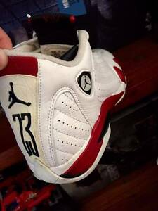 Jordan 14 collection shoes---size 9.5 Sydney City Inner Sydney Preview