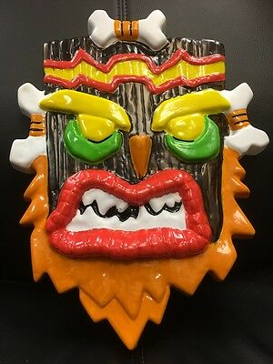 Crash Bandicoot Halloween Costume (UK UKA Crash Bandicoot Aku Costume di Halloween UP MASCHERA ADULTO)