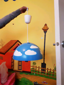 Kids light hanging Cranbourne East Casey Area Preview