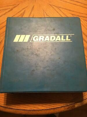Gradall G3wd Operators And Service Manuals