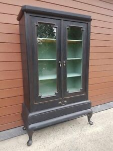 Antique Display Unit/ Book Case Berowra Hornsby Area Preview