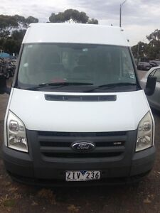 FORD TRANSIT VAN 2008 MANUAL  FOR SALE Keilor Downs Brimbank Area Preview