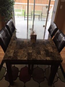 5 pieces dining set for sale