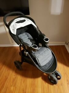 Travel click connect stroller $380 OBO