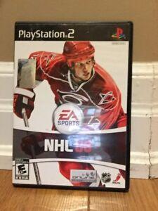 NHL playStation 2 & baseball