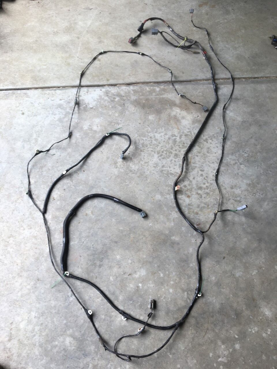 Used Ford F 150 Electrical Parts For Sale Wire Harness 1992 1996 F150 F250 F350 Bronco Interior Cab Wiring Under Carpet Obs