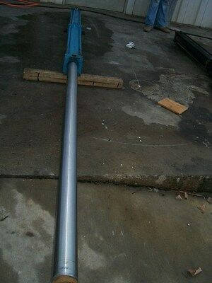 Hydraulic Cylinder 1500 Psi 5 Bore 80 Stroke 3 12 Rod