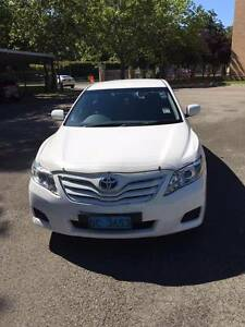2010 Toyota Camry Sedan Yarralumla South Canberra Preview