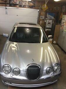 2000 Jaguar S-Type low Kms
