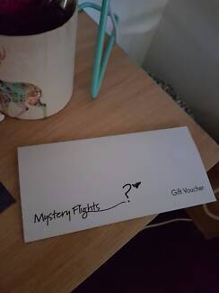 $450 Mystery Flight Gift Voucher