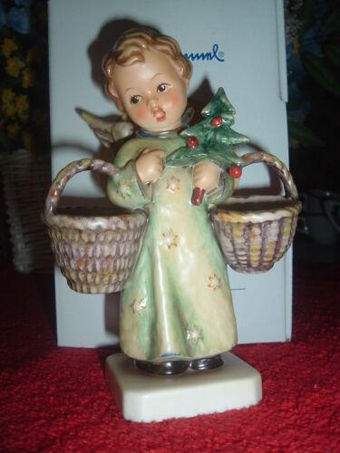 HUMMEL  Christmas Angel, #301, TMK-7, NEW, Mint, Original Box