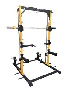 SMITH MACHINE / HALF RACK REVOLUTION FITNESS