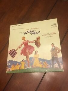 Original The Sound of Music LP and booklet