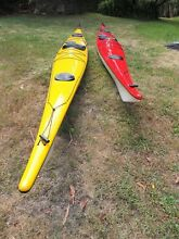 Raider X Sea Kayaks (x2) Will sell separately Kalorama Yarra Ranges Preview