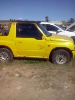 Suzuki Vitara 1.6 carby for wrecking Dungog Area Preview