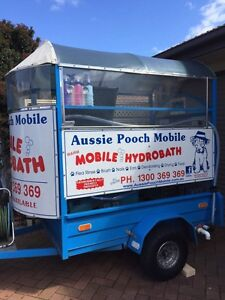 Aussie Pooch Mobile Dog Wash Greenwith Wynn Vale Tea Tree Gully Area Preview