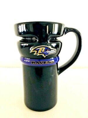 baltimore ravens ceramic coffee mug 6 ounce NFL travel mug Nfl Ceramic Travel Coffee Mug