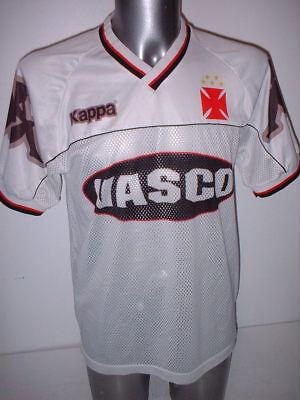 d9e70c25efc CR Vasco da Gama Adult M Kappa Shirt Jersey Football Soccer Brazil Brasil  Train