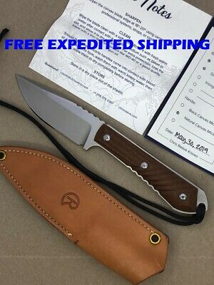 Chris Reeves MDOK Fixed Blade Knife Strider Benchmade Harsey
