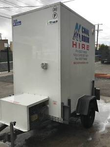 Freezer for Sale 6x4ft Trailer - EX Hire unit Keilor East Moonee Valley Preview