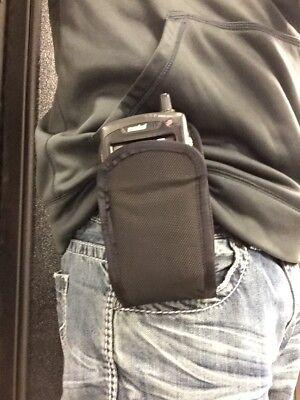 Handheld Holster - Honeywell Intermec Handheld Series Universal Belt Holster w/ Metal Clip