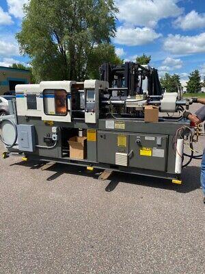 Cincinnati Milacron Vsx-55-3 Injection Molding Machine