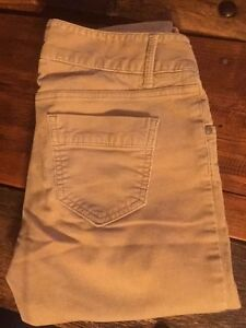 Banana Republic woman's cords pants size 0