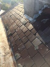 Slate tiles from Victorian house roof Elsternwick Glen Eira Area Preview