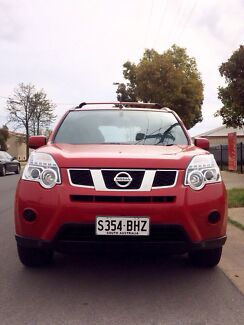 Nissan X-Trail 2012 North Adelaide Adelaide City Preview