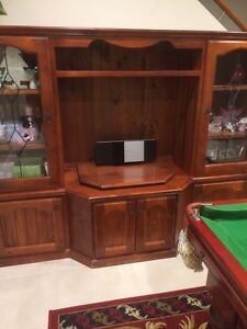 TV unit with display Middleton Grange Liverpool Area Preview
